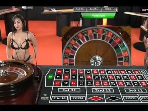 Hot Dealer(Croupier) Myla Shows Her Sexy..