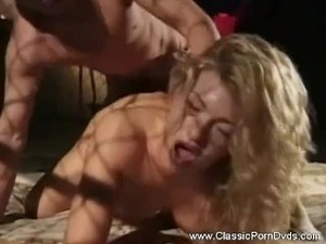 Rough Fuck From Blonde MILF