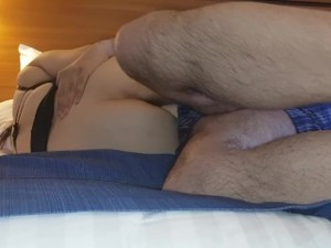 his cock makes me to have an orgasm