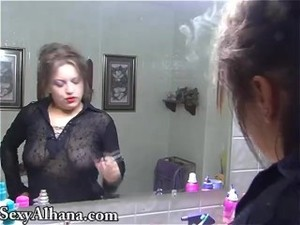 Smoking Makeup for You - ALHANA WINTER -..