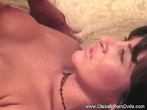 Vintage MILF Enjoys Rough Sex